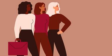 Frauen Erfolg Karriere Job