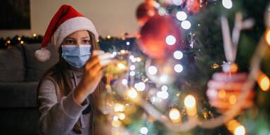 Härterer Lockdown soll Weihnachten retten