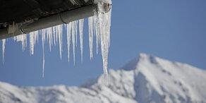 Kältewelle: Österreich friert ein