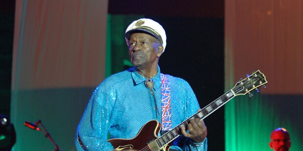 Rock'n'Roll-Legende Chuck Berry ist tot