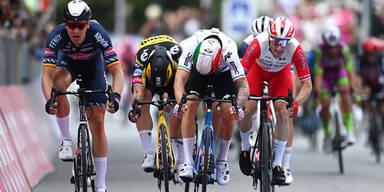Tim Merlier, ZIelsprint Giro d'Italia