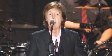 Paul McCartney ist wieder auf Tournee