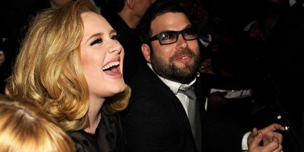 Adele: Freund & Sohn sind Privatsache