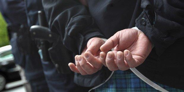 26-jähriger Serieneinbrecher geschnappt