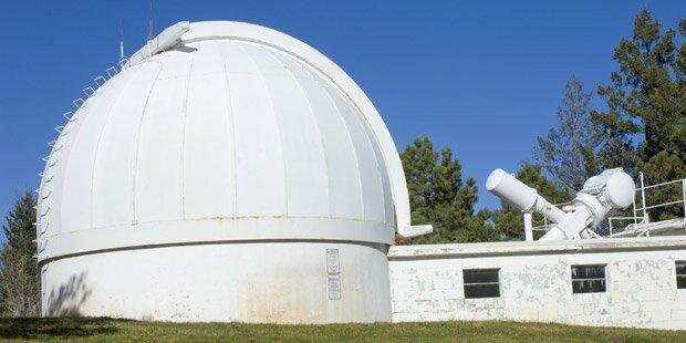 Observatorium schließt: Alien-Alarm in den USA?