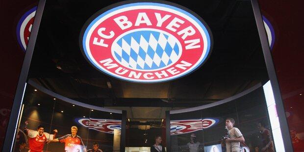 Wie Juve: Bayern verändert sein Logo