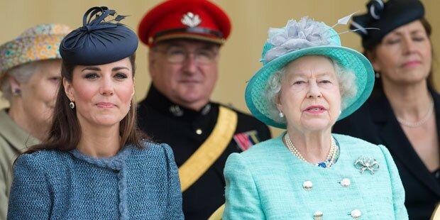 Queen: Kate soll mehr arbeiten