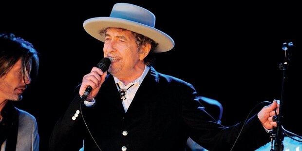 Nach Wut-Eklat: Dylan stürzte bei Wien-Konzert