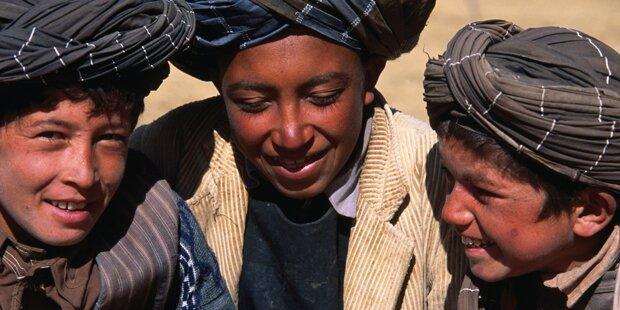 Afghanische Buben werden als Sex-Sklaven missbraucht