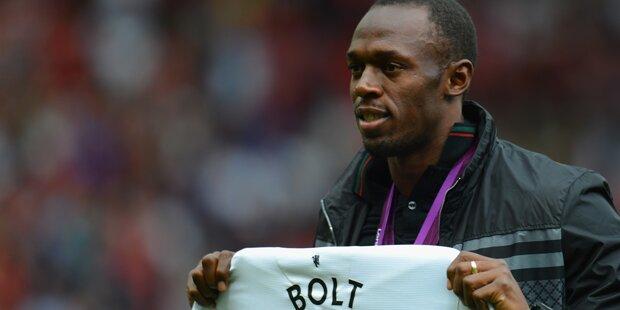 Sensation: Wird Bolt jetzt Fußball-Profi?