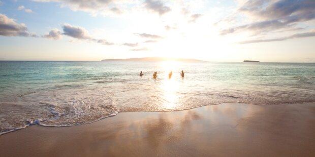 Zwei Millionen Österreicher machen jetzt Strandurlaub