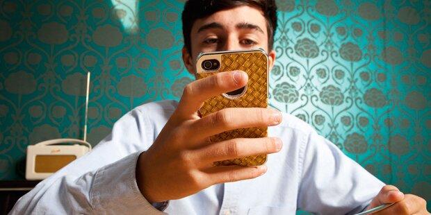 Schüler erpresste auf Instagram Gleichaltrige