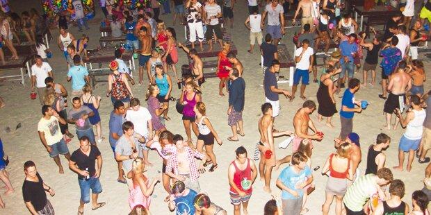 Anzeigenflut gegen Adria-Komasäufer