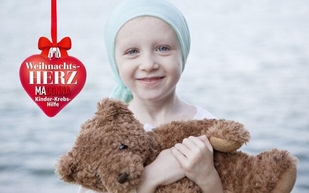 Aktion Weihnachtsherz: Kampf gegen den Krebs