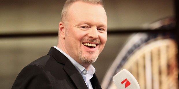 Stefan Raab macht seinen eigenen Song Contest
