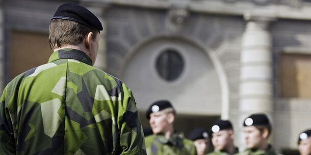 Schweden will Armee gegen Verbrecherbanden einsetzen