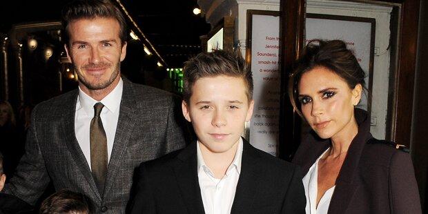 Brooklyn Beckham: