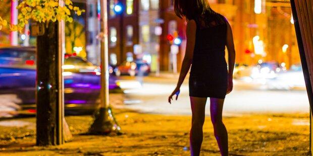 Polizei kämpft gegen Kinderstrich in Wien