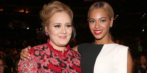 Adele will nicht mit Beyoncé singen