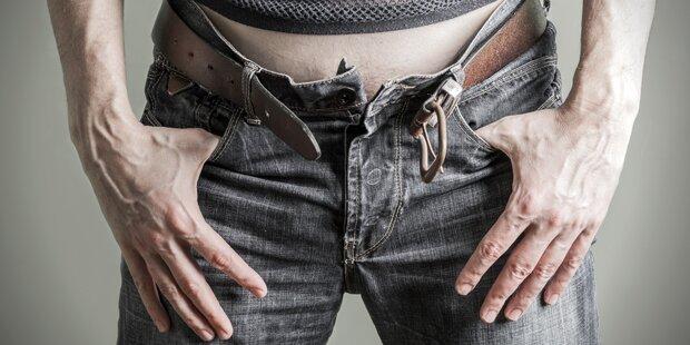 Perverser masturbierte vor Mädchen am Parkplatz