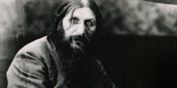 Rasputin war eine Sex-Bestie