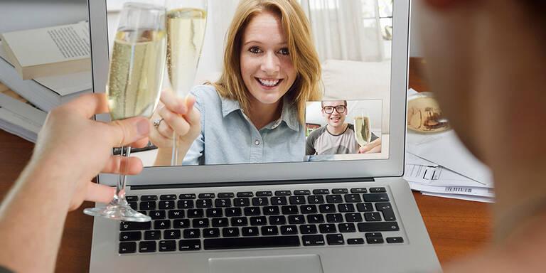 Die besten Apps für virtuellen Kontakt