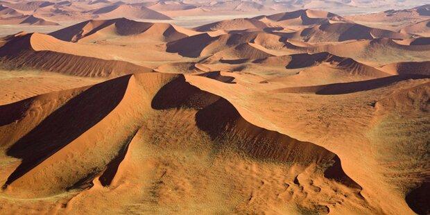 44 Flüchtlinge in der Wüste verdurstet