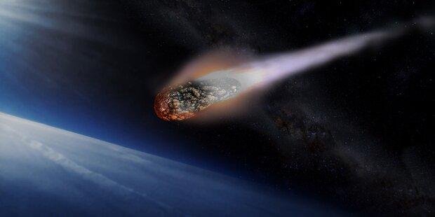 'Naher' Vorbeiflug eines Asteroiden in der Nacht auf Sonntag