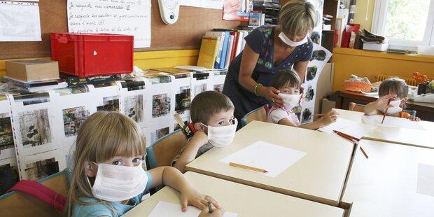 Maske für Schüler & Lehrer ab Herbst?