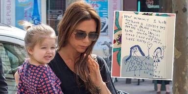 Victoria Beckham mit Harper