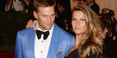 Gisele Bündchen, Tom Brady