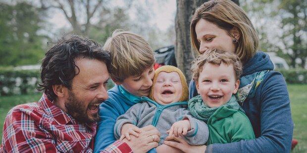 Große Familien schützen vor Krebs