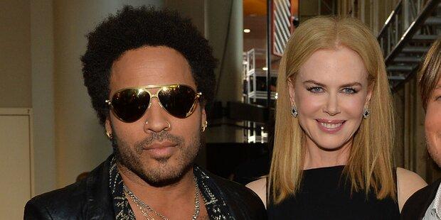 Endlich! Kidman über Verlobung mit Lenny