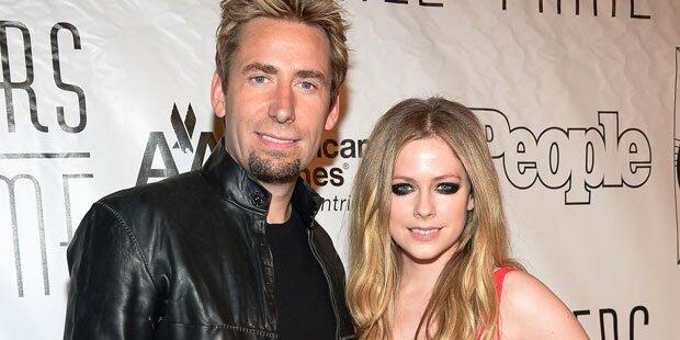Avril Lavigne: Ehe-Aus wegen Sex-Flaute?