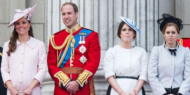 Kate: Zickenkrieg mit Wills Cousinen