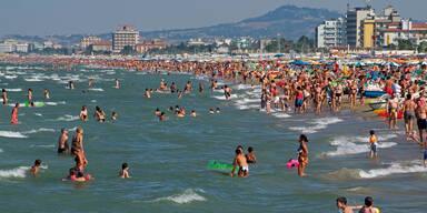 Italien Strand Urlaub