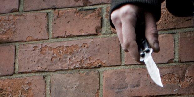 Asylwerber bei Messerattacke verletzt