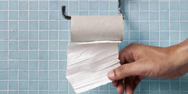 Der WC-Papier-Rechner: So lange reicht euer Vorrat wirklich