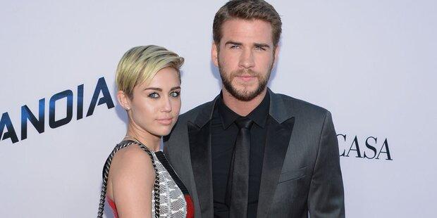 Liebes-Aus bei Miley Cyrus & Liam Hemsworth