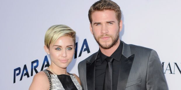 Hemsworth: Miley, hör auf zu kiffen!