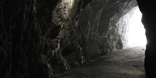 Geheimer Fluchttunnel aus 2. Weltkrieg entdeckt