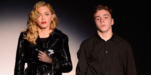 Madonna: Zoff mit Sohn eskaliert