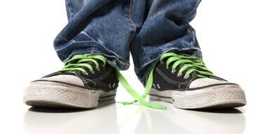 Darum gehen Schuhbänder immer auf