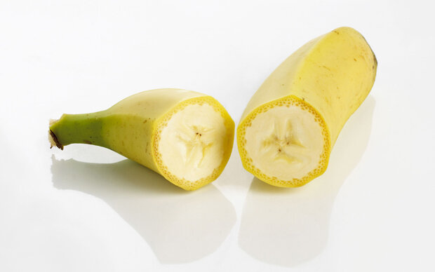 Das kann die Banane