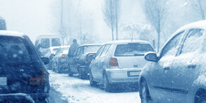 Stromausfälle nach Wintereinbruch