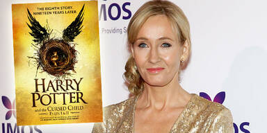 J. K. Rowling: Harry Potter and the Cursed Child