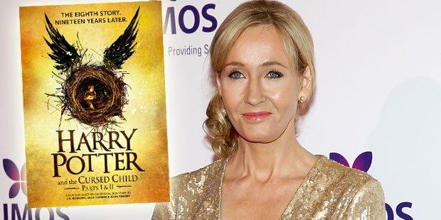 Neues Potter-Buch kommt im Sommer