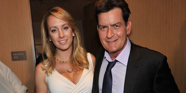 Sheens Ex-Verlobte will 5 Millionen