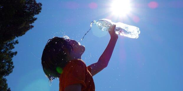43 Grad: Experten warnen vor Hitzewelle