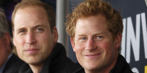 Harry findet sich cooler als William